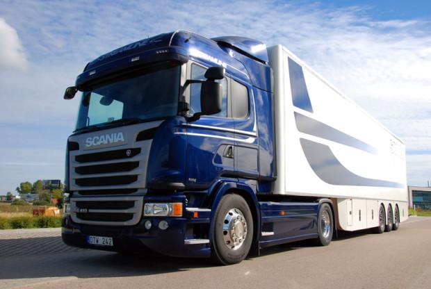 Scania G 410 Streamline