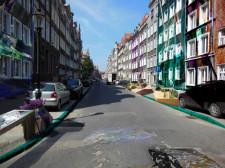 Prezentowane wcześniej wizualizacje miały jedynie pokazać, jak mogą współgrać ze sobą elewacje i nowe meble miejskie.