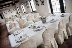 Poza sezonem można tu zorganizować np. wesele.