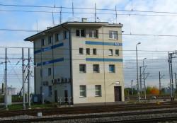 Komputerowa nastawnia na stacji Gdynia Główna. W przyszłości będzie tam też Lokalne Centrum Sterowania linii E-65.