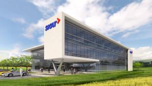 Tak ma wyglądać nowa siedziba firmy SKAT Transport.