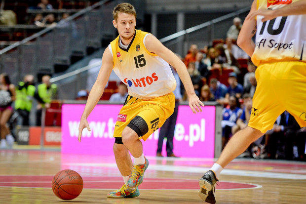 Sarunas Vasiliauskas był pewnym punktem Trefla w dogrywce i także dzięki niemu zakończyła się ona zwycięstwem żółto-czarnych.