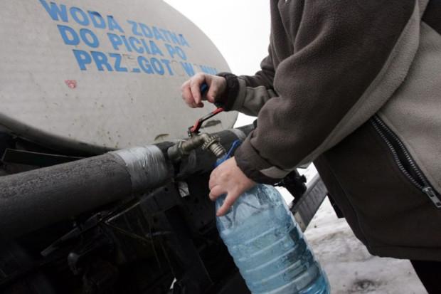 Mieszkańcy trzech ulic do godzin popołudniowych nie będą mieli wody.