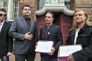 Inicjatorami zorganizowania referendum w sprawie odwołania Straży Miejskiej w Sopocie byli działacze Kongresu Nowej Prawicy.