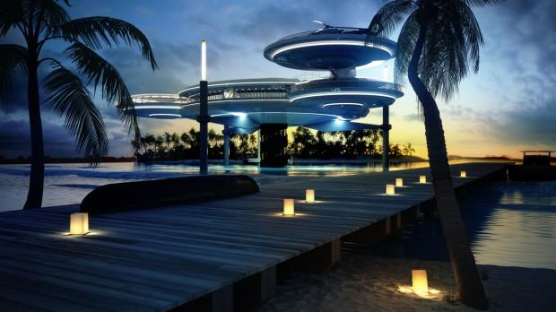 Wstępny projekt przewiduje, że hotel będzie miał od 90 do 100 apartamentów, sale konferencyjne oraz sale koncertowe.