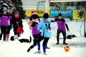 W turnieju udział wzięły także zespoły dziewczęce.
