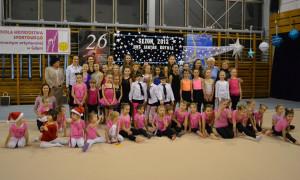 Miniony sezon był udany dla gimnastyczek UKS Jantar we wszystkich kategoriach wiekowych.