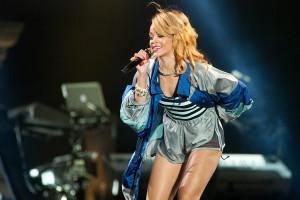 Rihanna na Open'erze rozczarowała.