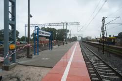 W 2014 r. zakończą się prace na głównej magistrali kolejowej w Trójmieście.