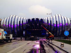 Najhuczniejszy w tym roku trójmiejski sylwester odbędzie się na Skwerze Kościuszki w Gdyni. Budowa sceny, na której wystąpią zaproszeni przez Polsat piosenkarze, trwała praktycznie od początku grudnia.