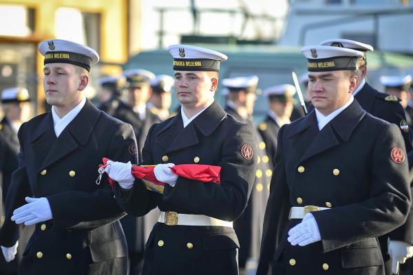 Dowództwo Marynarki Wojennej będzie kierowało naszą flotą morską z Warszawy.