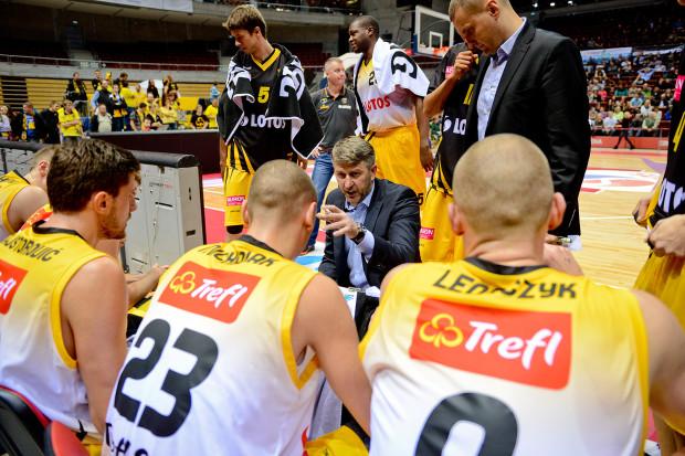 Darius Maskoliunas stworzył w Sopocie najbardziej zbilansowany zespół od lat. Do tego nauczył go grać w taki sposób w ataku, że stał się pod tym względem najlepszym w lidze.