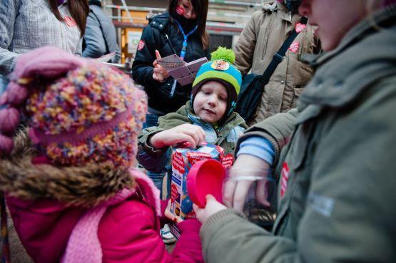 W niedzielę, 12 stycznia, ulicami Trójmiasta z puszkami maszerować będzie ponad 2 tys. wolontariuszy.