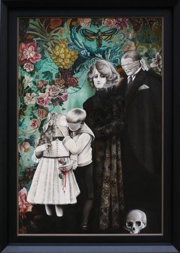 """Marta Julia Piórko, """"Sekrety rodzinne"""""""