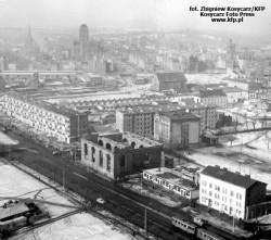 A tak w 1964 roku, kiedy była to ulica Elbląska.