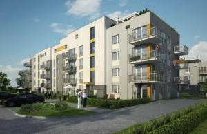 Na osiedlu 3 Kolory Grupy Inwestycyjnej Hanza mieszkania z dopłatą odebrać będzie można w lecie tego roku.
