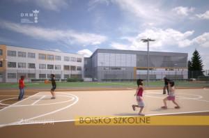 Szkoła pomieści maksymalnie 625 uczniów, którzy będą się uczyć w 24 klasach. Za szkołą powstanie też boisko szkolne, a jeśli pozwolą na to warunki terenowe, także basen.