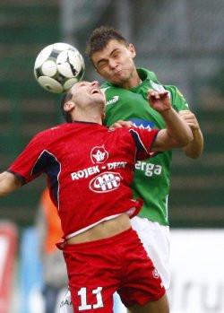 Hubert Wołąkiewicz - niedawny kapitan Lechii póki co w tym sezonie może grać tylko w Młodej Ekstraklasie