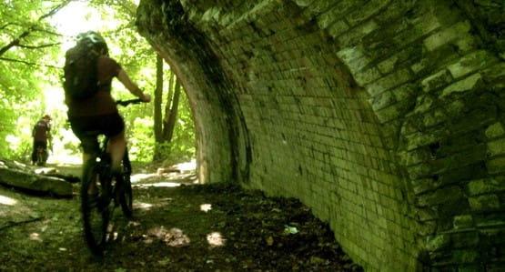 Jedno z tajemniczych miejsc, gdzie można wybrać się rowerem w Trójmieście