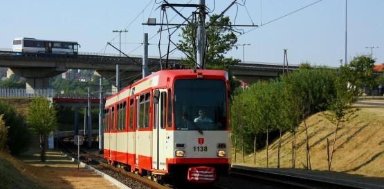 Dotychczas tylko podczas remontu we Wrzeszczu, wykorzystywano w ruchu liniowych drugą kabinę tramwaju N8C.