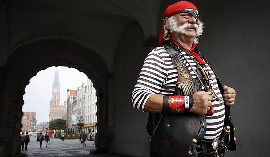 Czy w śródmieściu powstanie pomnik pirata? Procedura wcale nie jest taka skomplikowana, ale ktoś musi wykonać pierwszy krok.
