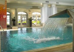 W pakiecie dla zakochanych sopockiego Granda można bez ograniczeń korzystać z hotelowego Centrum Wellness.