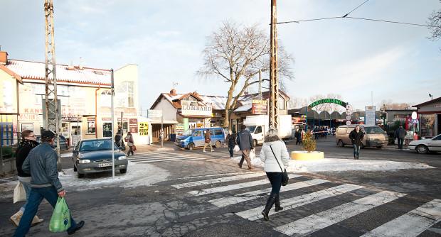 Plac Dworcowy na razie będzie posprzątany. Na prawdziwe przeobrażenia trzeba czekać.