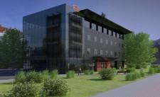 Tak prezentować się ma budynek po zakończeniu inwestycji.