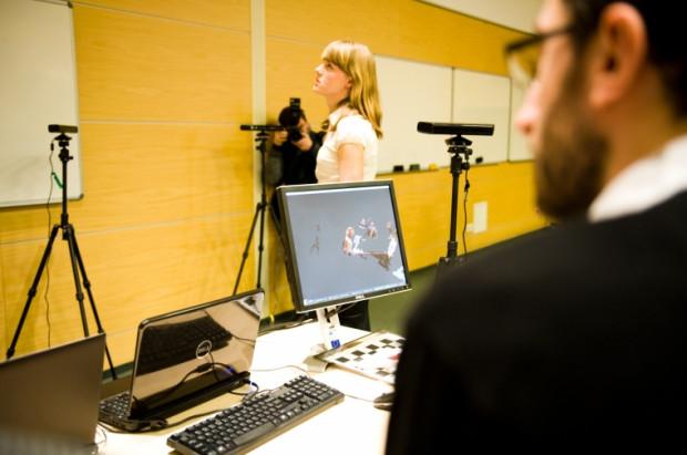 """""""System do analizy ruchów postaci wspomagający proces rehabilitacji"""" zdobył pierwszą nagrodę w konkursie na studencki wynalazek na Politechnice Gdańskiej."""