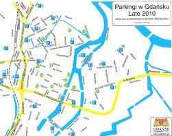 Sprawdź, gdzie podczas Jarmarku będzie można zaparkować.
