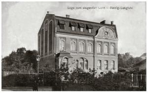 Loża masońska z 1907 r.
