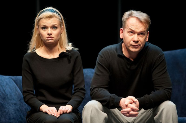 """Spektakl """"Na początku był dom"""" w reż. A. Augustynowicz pokazany zostanie w Malarni Teatru Wybrzeże, 26 i 27 marca o godz. 19."""