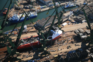 Statek przeznaczony jest do obsługi platform wiertniczych, jego podstawowym zadaniem będzie transport różnego rodzaju ładunków wykorzystywanych na platformach oraz zaopatrzenia dla załogi.