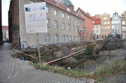 Zdjęcie wykonane w 2009 roku. Jak widać, przez pięć lat nic się nie zmieniło na działce w centrum miasta.