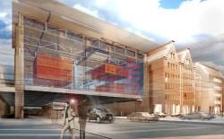 Plan zagospodarowania dla rejonu Podwala Przedmiejskiego jest tworzony po to, by umożliwić budowę centrum handlowego nad ulicą, co proponowała ponad 6 lat temu firma Gray International.
