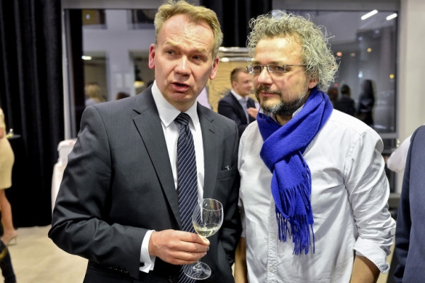 Mirosław Baka i Wojciech Radtke.