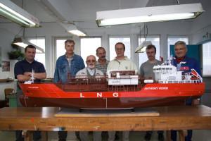 Zespół Conrad Model jest mały, jednak w trakcie działalności spółki wykonał już setki modeli rożnego typu, w tym jachtów, żaglowców, statków, okrętów współczesnych oraz historycznych.