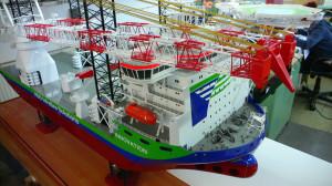 Modele wytwarzane są na bazie dokumentacji technicznej i mają skalę dostosowaną do wymagań klientów.