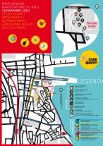 Mapka warsztatów i zajęć interaktywnych w ramach Cudawianków.