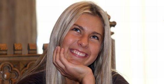 Elina Babkina - czy zostanie zapamiętana w Gdyni z dobrej gry czy z urody, a może i z tego, i tego?
