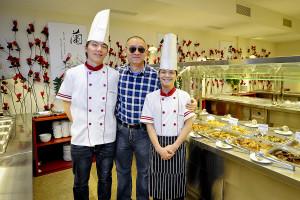 """Hibachi jest pierwszym w Gdyni chińskim barem """"jesz, ile chcesz""""."""