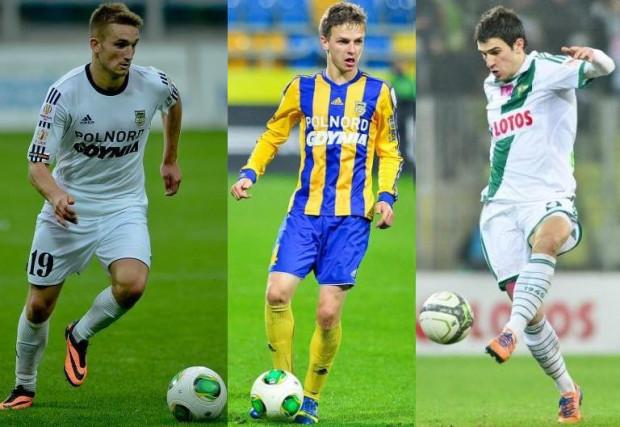 Michał Rzuchowski, Mateusz Szwoch, Nikola Leković, a może ktoś inny? Który z trójmiejskich piłkarzy zasłużył na tytuł gracza kolejki?