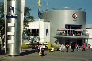 Tak wyglądało Centrum Gemini tuż po otwarciu, które miało miejsce latem 2000 roku.