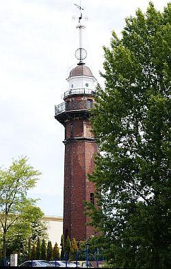 Latarnia Morska w Nowym Porcie została nagrodzona przez generalnego konserwatora zabytków.