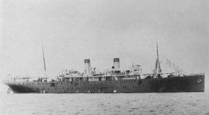 SMS Cormoran II, czyli następca Cormorana opisanego w artykule. Statek został zwodowany w Gdańsku w 1909 roku na zamówienie rosyjskiej floty handlowej jako SS Riazań. W 1914 roku został zajęty przez Niemców na Dalekim Wschodzie i wcielony do cesarskiej floty wojennej.