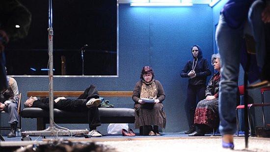 """Wyjazd """"Fantazego"""" Teatru Miejskiego w reż. Piotra Cieplaka w Gdyni na XXX Warszawskie Spotkania Teatralne jest dużą niespodzianką. Spektakle Miejskiego od lat nie pojawiały się na pozatrójmiejskich festiwalach teatralnych."""