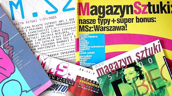 """Jeszcze 5 lat temu w Trójmieście był wydawany opiniotwórczy """"Magazyn Sztuki"""". Dziś wiele osób z jego redakcji pisze dla internetowego magazynu """"Obieg"""". Czy jest szansa, żeby tego typu pismo znów powstało w Trójmieście?"""