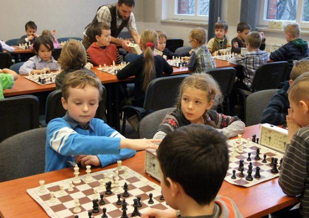 W mistrzostwach woj. pomorskiego dzieci do lat 7 wystartowało 6 dziewczynek i 29 chłopców.