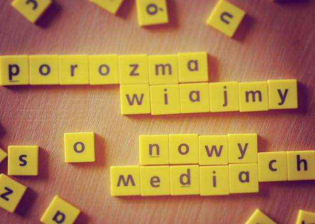 Nowe media to jeden z tematów poruszanych podczas Bibliocampu.