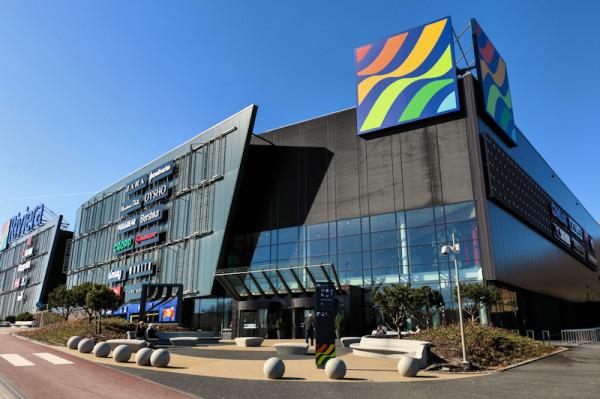 Wśród nominowanych inwestycji było też centrum handlowe Riviera w Gdyni.